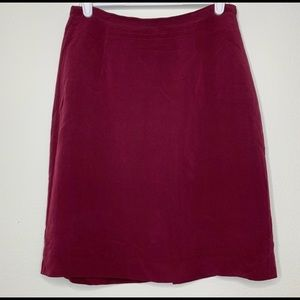🎃Hugo Buscati | plum pencil skirt
